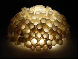 Lighting And Ceramics With The CANADIAN DESIGN RESOURCE Tube Light Lighting And Ceramics Interior Design