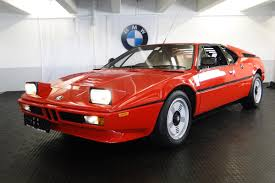 BMW 5 Series bmw m1 rear : 1978 BMW M1- BMW works car | Coys of Kensington