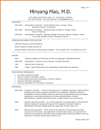 5 Medical School Resume Assistant Cover Letter Example Of Good To