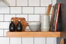 Floating Shelves Winnipeg Enchanting Jaclyn Peters Design Walnut Floors Black Kitchen Cabinets Copper