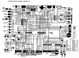 cb750c cb750c wiring diagram · 1979 through 1982 honda cb750k c f