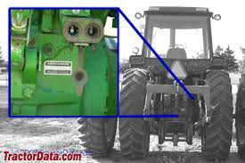 com john deere tractor information photo of 4640 serial number
