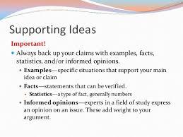 of fact essay claim of fact essay
