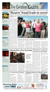 Newspaper Front Page 2 Portfolio