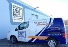 northland maxi vaults