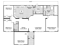 manufactured homes floor plans. Palm Harbor Manufactured Homes Floor Plans The Bonanza Flex VR47643A Home Plan Or Modular 13