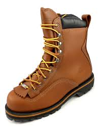 Designer Steel Toe Boots