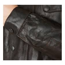 hurricane leather jacket brown