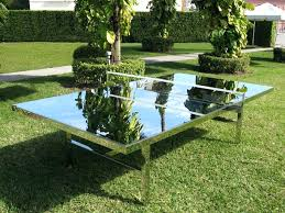 outdoor ping pong table fascinating outdoor ping pong table as outdoor living space decoration enchanting black outdoor ping pong table