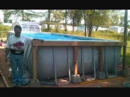 intex above ground pool decks. Wonderful Intex Decks For Intex Pools  Intex Pool And Deck How To Save Money Do It  Yourself Above Ground Decks F