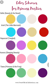 Princess Paint Colour Chart Pin By Karen Smith On Decor Ideas In 2019 Disney Colors