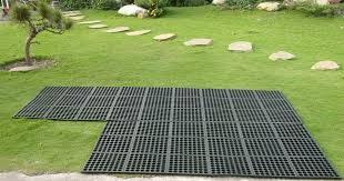 grass outdoor carpet tiles