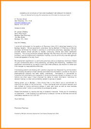 8 Application Letter For Pharmacy Scholarship Letter