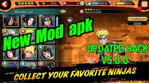Naruto X Boruto Ninja Voltage Hack Apk 5.0.0 Unlimited Money - NXB ...