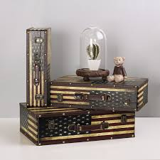 british flag furniture. The New Furniture Decoration America British Flag Trunk Window Display Props Bar Storage Box