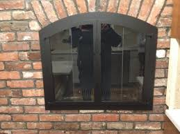 arched glass fireplace doors. Back To: Decorative Arched Fireplace Doors Glass U