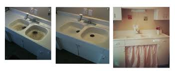 restored restoring a kitchen sink with chalk paint a vintage