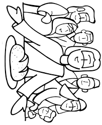Small Picture Pentecost Coloring Pages
