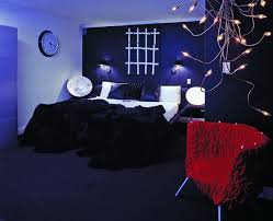 Create Drama: In This Deep Purple Bedroom For A 16 Yr Old Boy Which Could