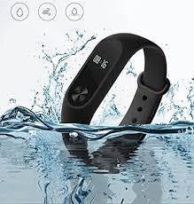 Fitness Tracker Original Xiaomi Mi Band 2 with Heart ... - Amazon.com