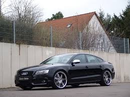 Senner Boosts Audi S5 Sportback to 445 HP - autoevolution