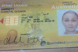 Abc News Person Of Broadcasting Barnett Driver's - Licence Chantal australian Corporation Missing