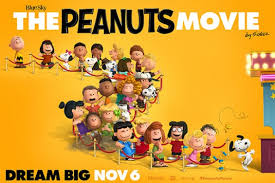 Image result for the peanuts movie 2015 poster