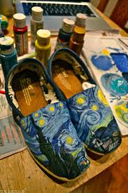 best images about starry night cool vans starry starry night shoes i 2012 copy csianna and copy van gogh but i doubt he