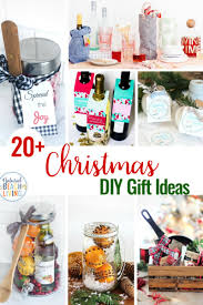 21 diy gifts for friends