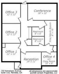 Design 4  Eye Doctors Office  Spring 2013 On PhilaU PortfoliosDoctor Office Floor Plan