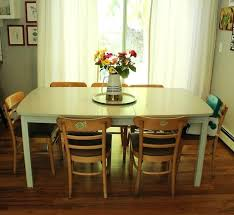 refinished dining room table refinish wooden dining chairs after cost to refinish dining room table and