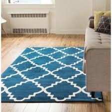 well woven sydney navy blue area rug 5 3