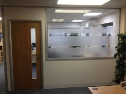 office partition with door. office partitions plasterboard walls sussexsurreybrightonworthingguilldford partition with door