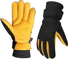OZERO <b>winter</b> leather gloves for cold resistance in cold weather,<b>1</b> ...