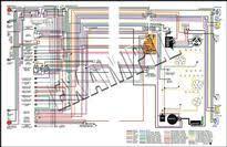 mopar parts ml13021b 1967 dodge charger 11 x 17 color wiring 1967 dodge charger 11 x 17 color wiring diagram