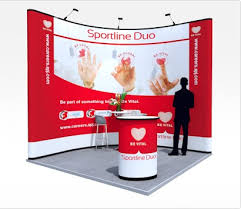 Pop Up Display Stands India