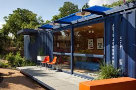 Encouraging Eco Friendly Shipping Container Guest House in Shipping  Container Houses