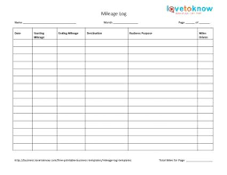 business logbook template mileage log form logs at office depot printable vehicle book exles car appendix logbook exle template