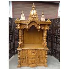 beautiful pooja cabinet mandir yt 27