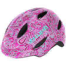 Giro Scamp Mips Size Chart Giro Scamp Mips Youth Helmet 2020 Pink Flower Land X Small Pink Flower Land