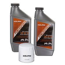 polaris ranger utv oil change kit