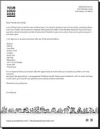 Real Estate Photography Cover Letter