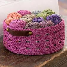 Free Crochet Basket Patterns Classy 48 Free Amazing Crochet Baskets For Storage DIY To Make