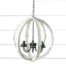 white orb chandelier marvelous