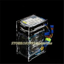 Computer Power Supply Chart Debroglie Transparent Computer Case Tray For External Mainboard Power Supply 3 5 Inch Hard Disk Hdd Cage Pc Cables And Connectors Computer Cables And