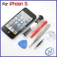 iphone repair kit. professional for apple iphone 5 complete repair tool kit precision magnetic screwdriver with retail package best cell phone tools l