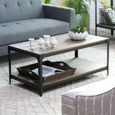 black metal coffee table an industrial coffee table that adds an reclaimed distressed industrial style to your living space black metal coffee table uk