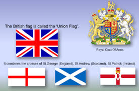 Презентация на английском языке на тему Соединенное Королевство  Флаг и герб Великобритании