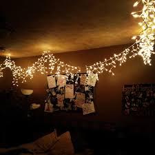 Cute Lights In Room Christmas Lights In Room Bedroom Ideas