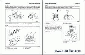 hyster class internal combustion engine trucks pneumatic tire repair manuals hyster class 5 internal combustion engine trucks pneumatic tire repair manuals 1